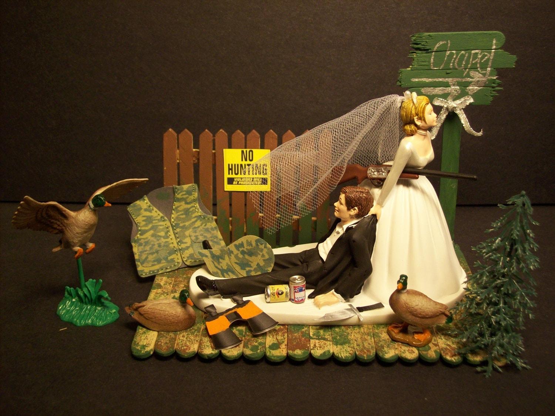 Wedding Redneck Turkey Cake Ideas and Designs
