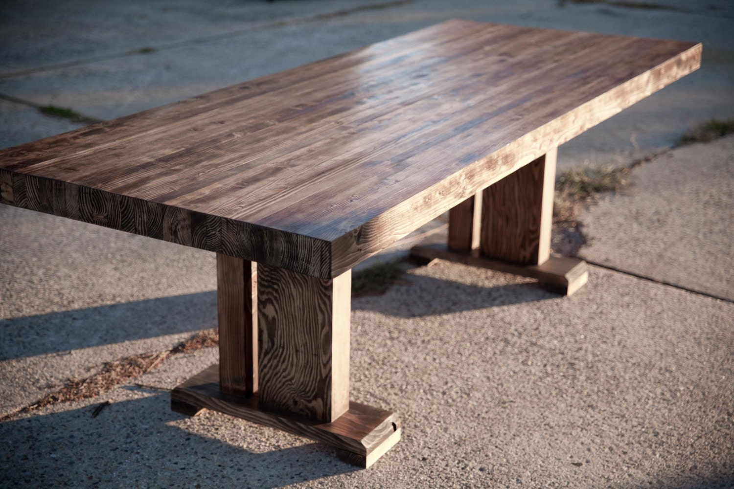 8ft Butcher Block Table For Dinning By EmmorWorks On Etsy