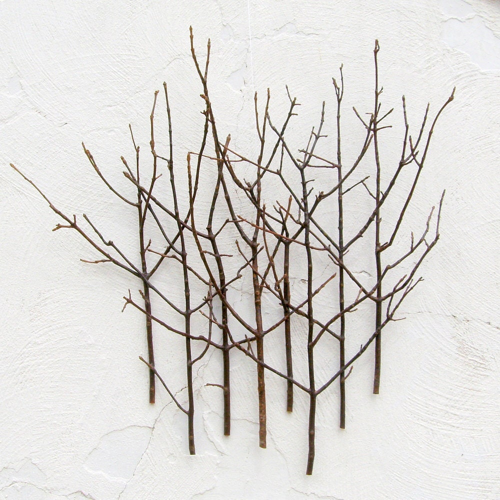 twig wall art 6 lighted wall art 12 creative diy