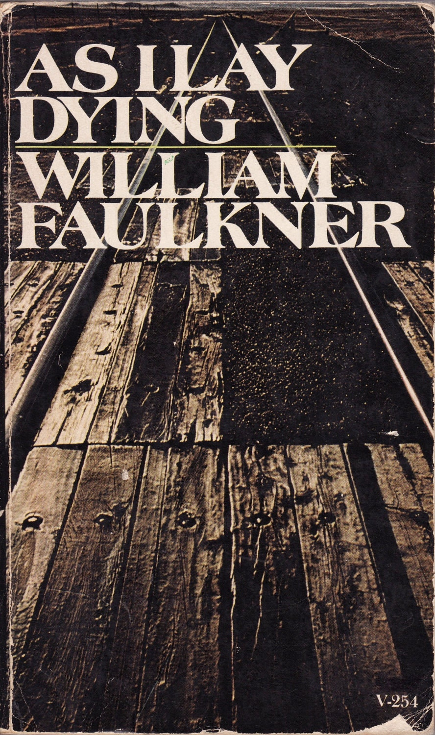 faulkner as i lay dying essays