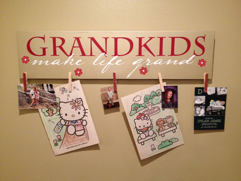 Popular Items For Grandkids On Etsy
