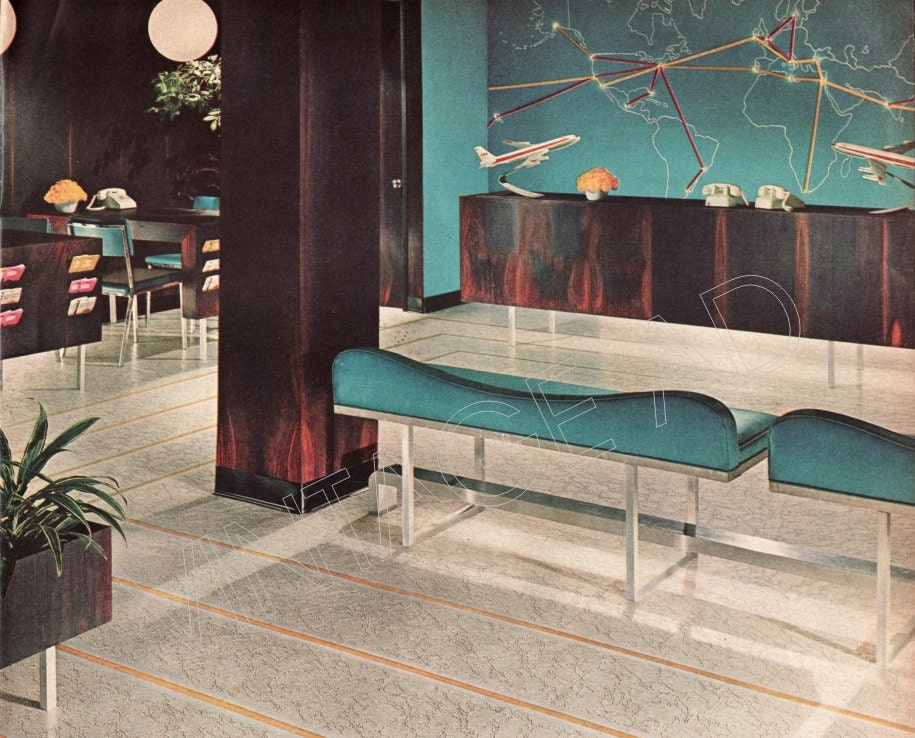 Items Similar To 1960 39 S Home Decor 1967 Vintage