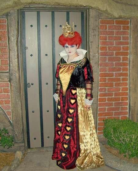 alice red queen cheshire cat cosplay dc