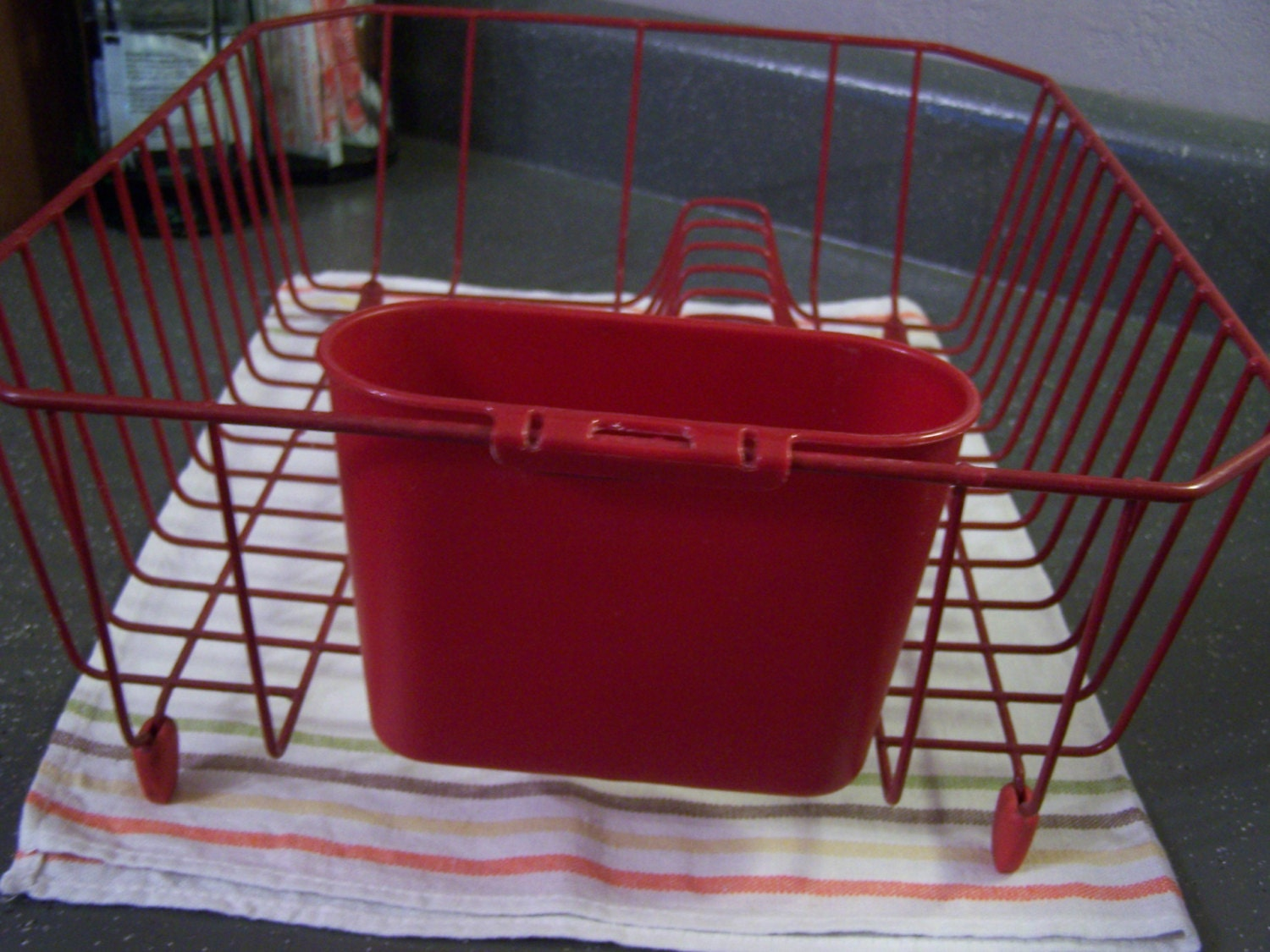 Dish Drying Rack On Etsy A Global Handmade And Vintage