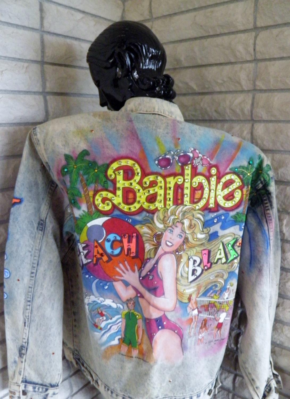 Barbie Beach Blast Tony Alamo Denim By Veryfrenchbydesign