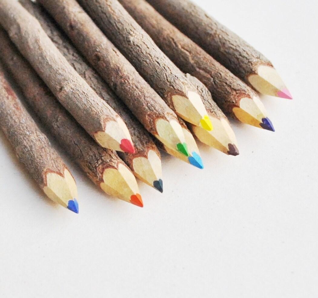 """10- 4""""mini twig color pencils"""