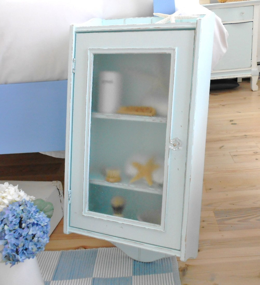 shabby chic medicine cabinet wall cabinet by backporchco