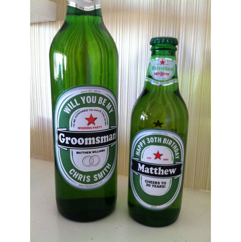 Custom Beer Bottle Labels Personalized Wedding By: Personalized Beer Label. Create A Custom Label By