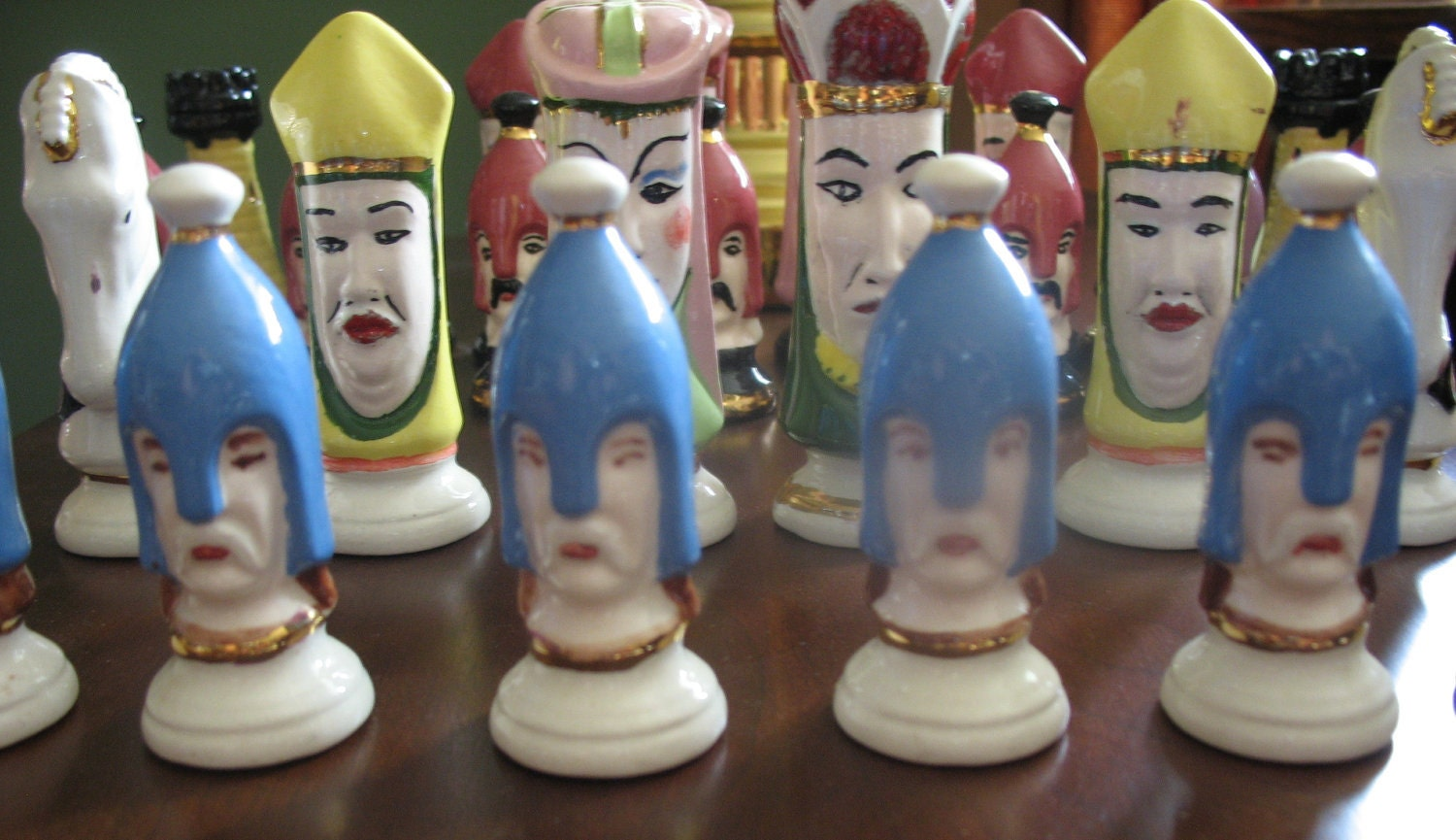 Unavailable listing on etsy - Ceramic chess sets for sale ...