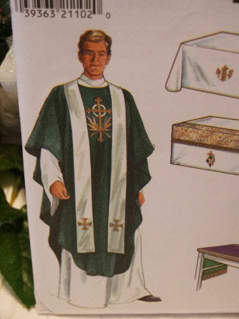 Simpliciity Altar Cloths And Vestments Priest By