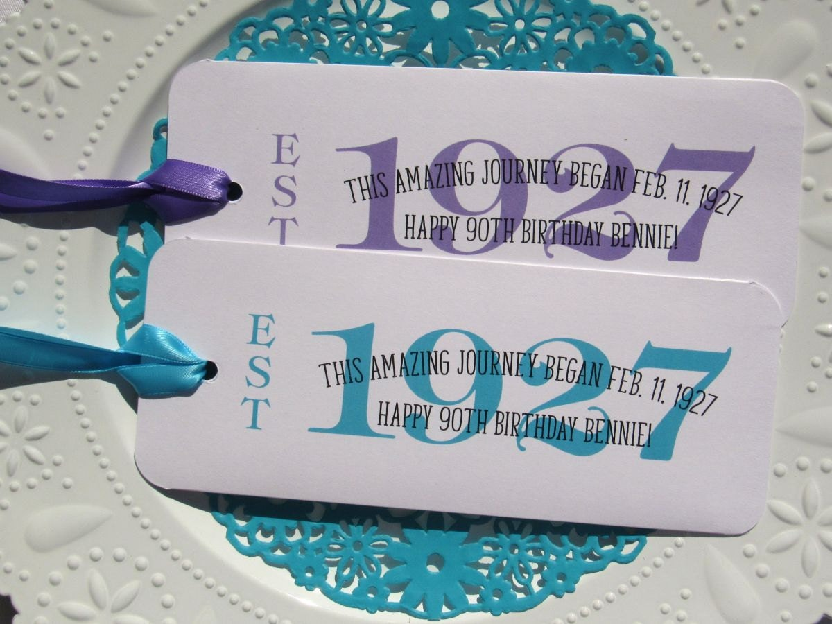 & 90th birthday party supplies 90th decorations accessories - induced.info