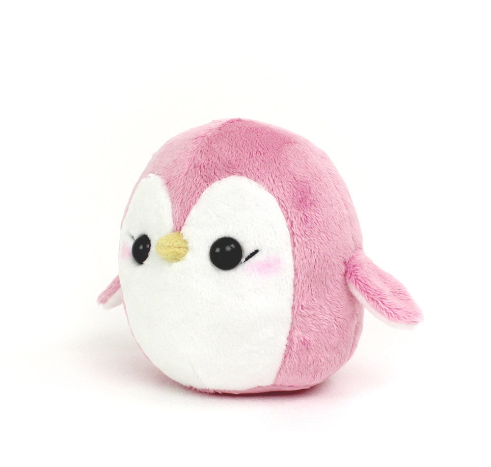 Top New Plush penguin sewing pattern easy DIY stuffed - oukas.info