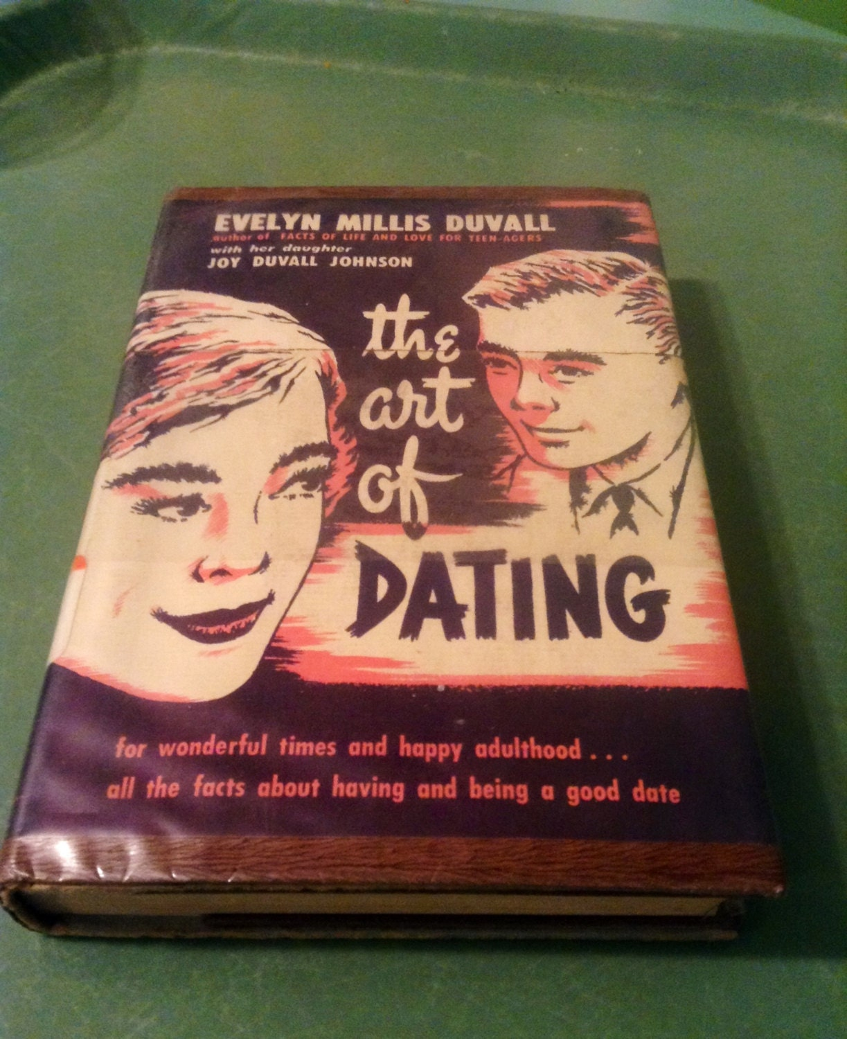 1950s Guide To Dating Etiquette By FLKitschKraft On Etsy