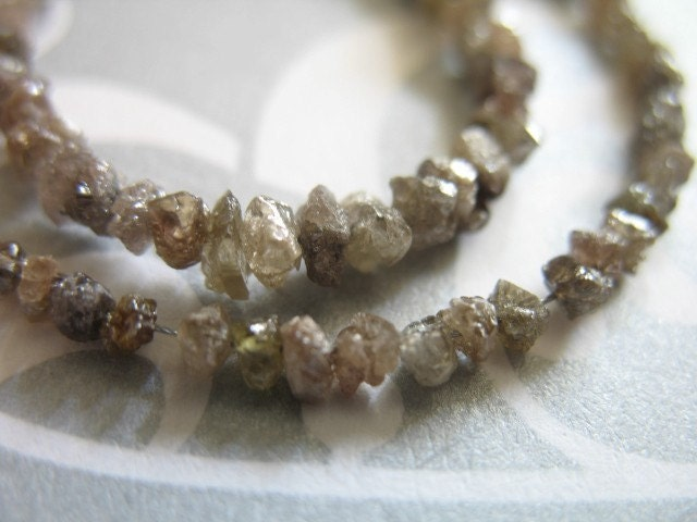 shop sale rough diamond raw nuggets set of 10 by