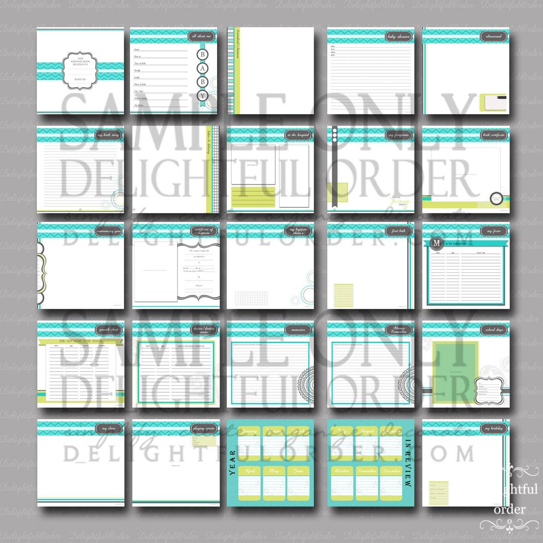 http://www.etsy.com/listing/159867011/12x12-aqua-baby-keepsake-memory-book-25?ref=shop_home_active_1