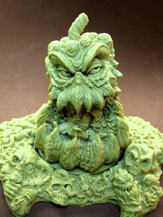 Squash the Bog Monster