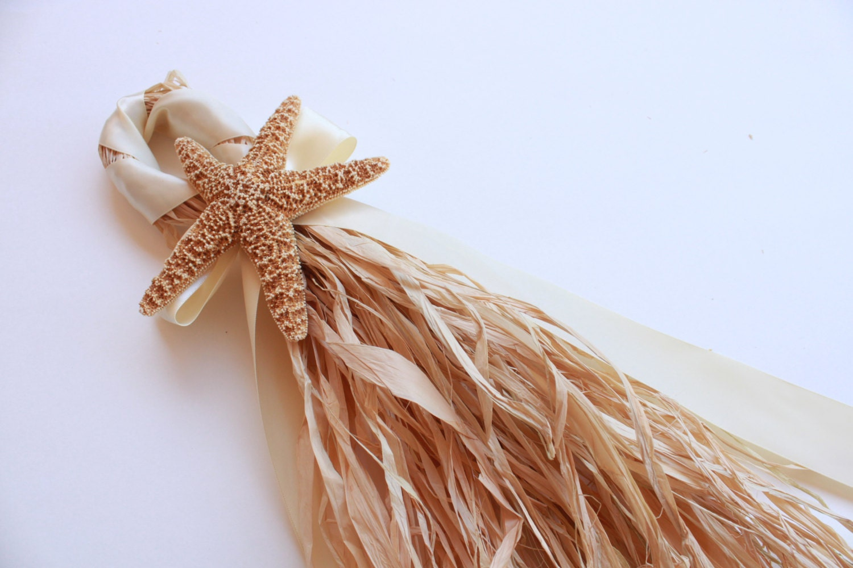 Sugar starfish for wedding