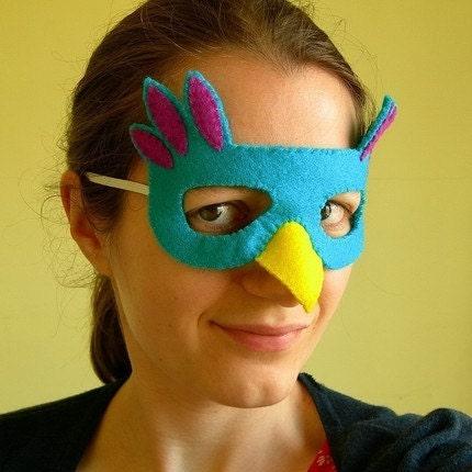 Beak Templates Masks Template For Bird Masks 921