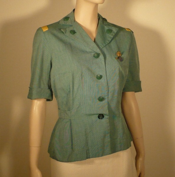 Girl Scout Blouse 27