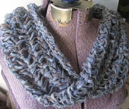 Crochet - Crochet Shrugs, Wraps & Shawls Patterns - Mobius