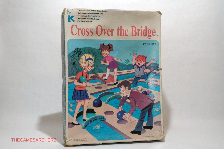 Yellow Bridge Memory Game