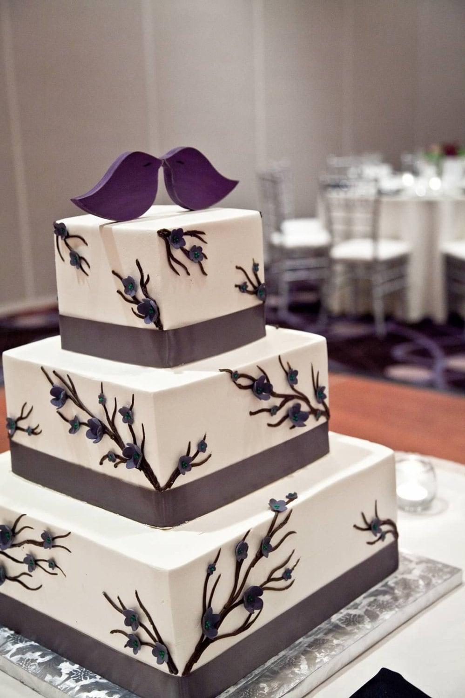Wedding Cake Topper Love Birds Cake Topper MANY By Sweetshelbys