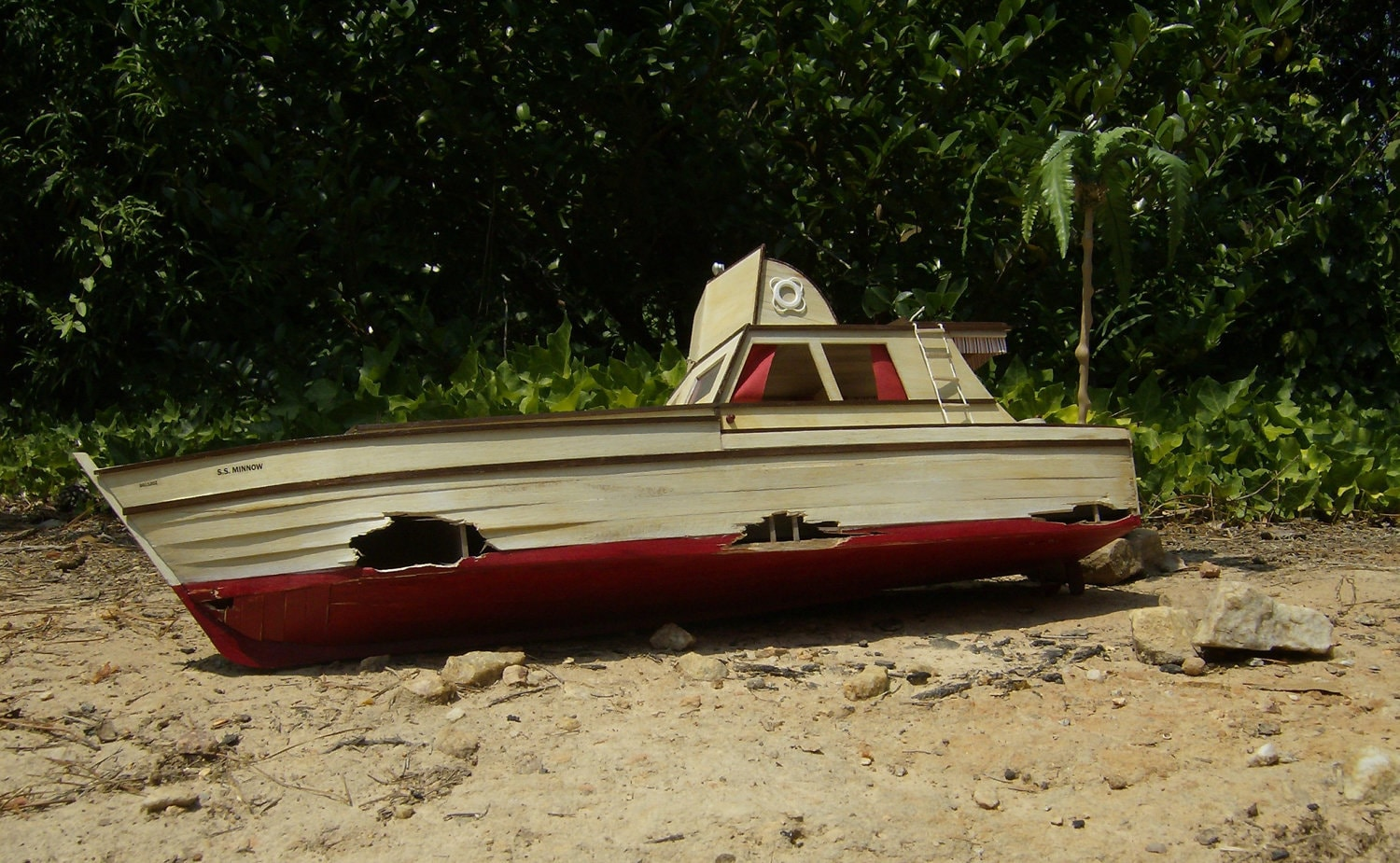 The Name Of The Boat On Gilligan S Island