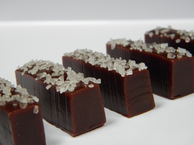 Chocolate Sea Salt Caramel 1/4 pound