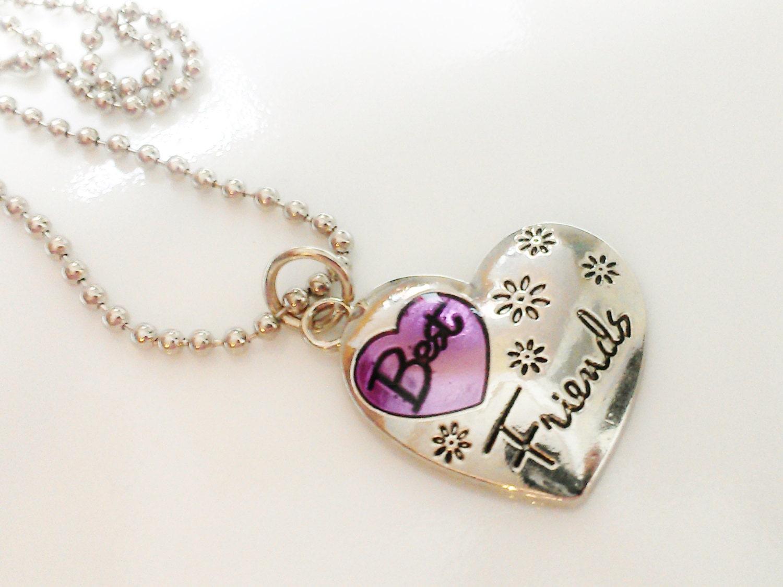 Best Friend Necklaces Teen Tween Girl Jewelry by ...