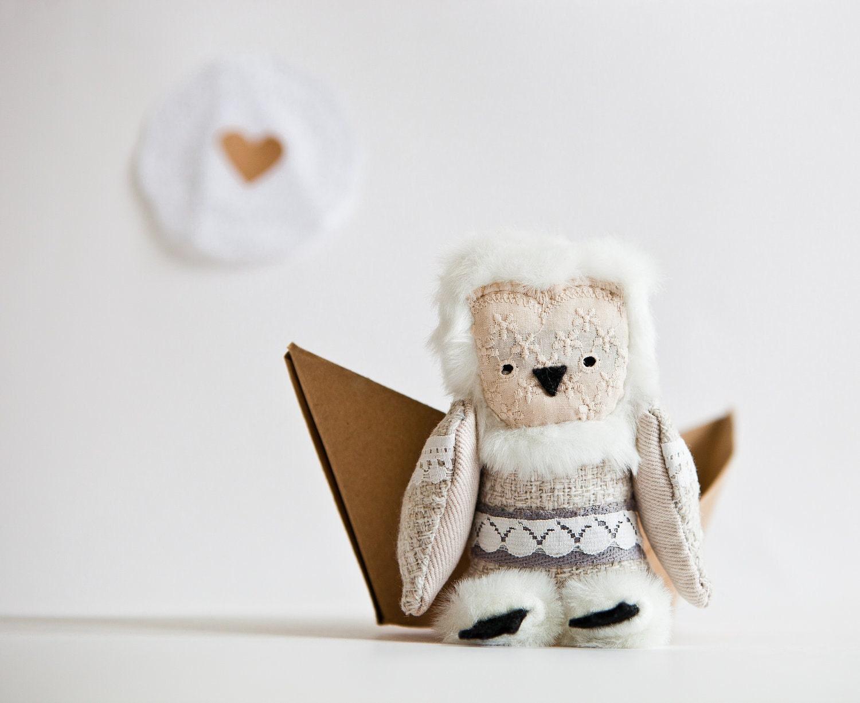 Mauja - Little Arctic Eskimo  owl