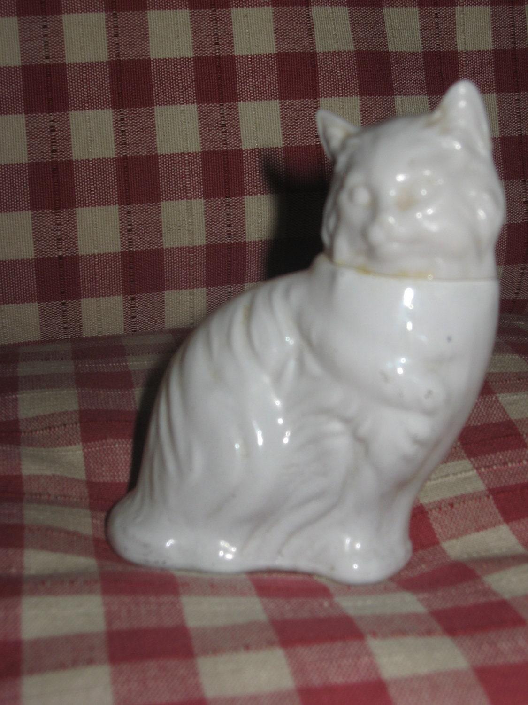 items similar to vintage avon white kitten cologne