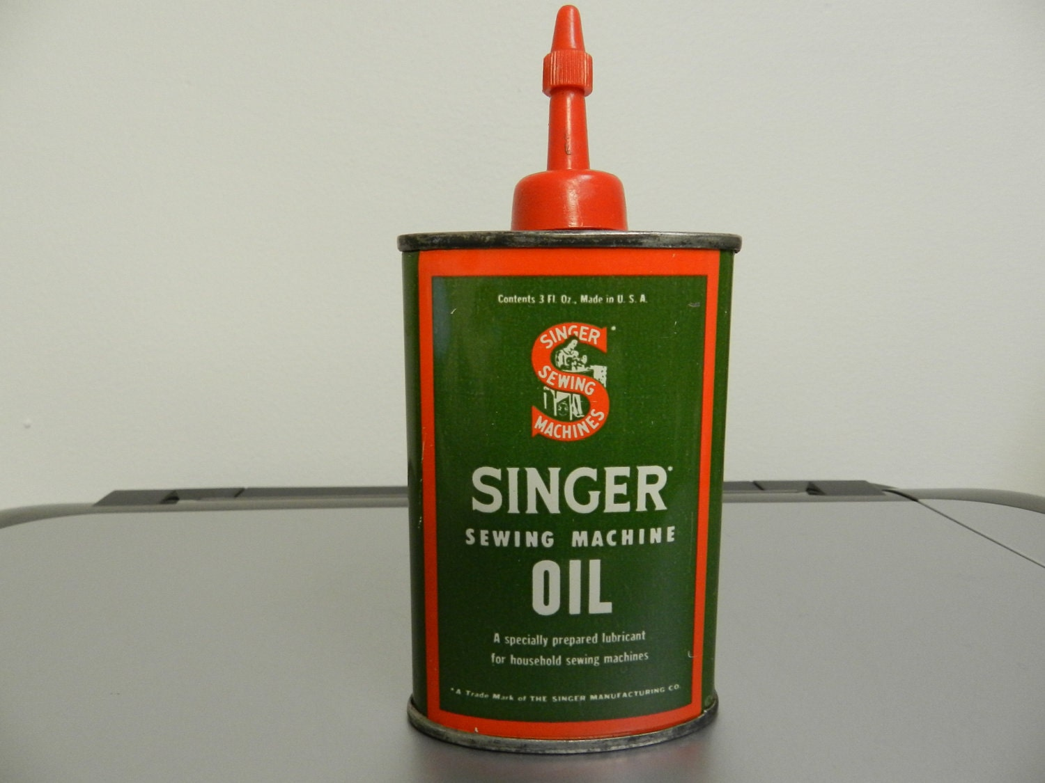 Where Can You Buy Sewing Machine Oil