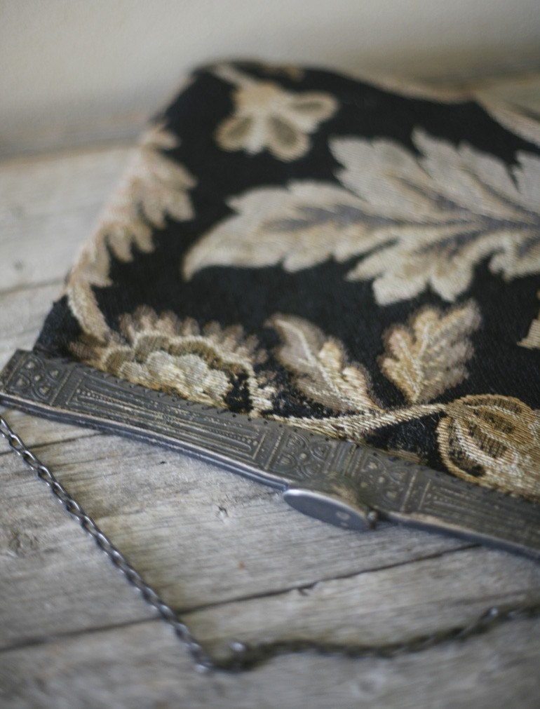 antique carpet bag (reserved for Penny)
