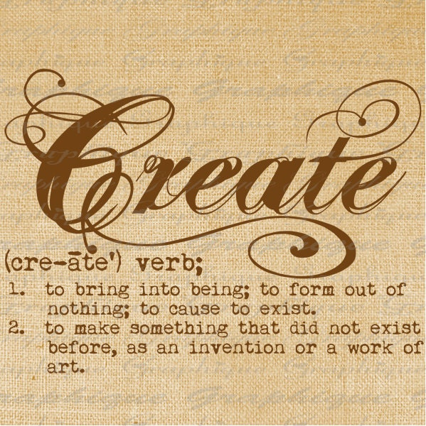 Definition Create Text Typography Words Digital By