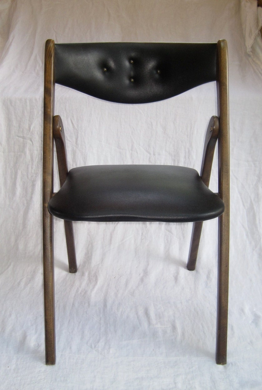 Coronet Wonderfold Vintage Folding Chair Great By Redashredux