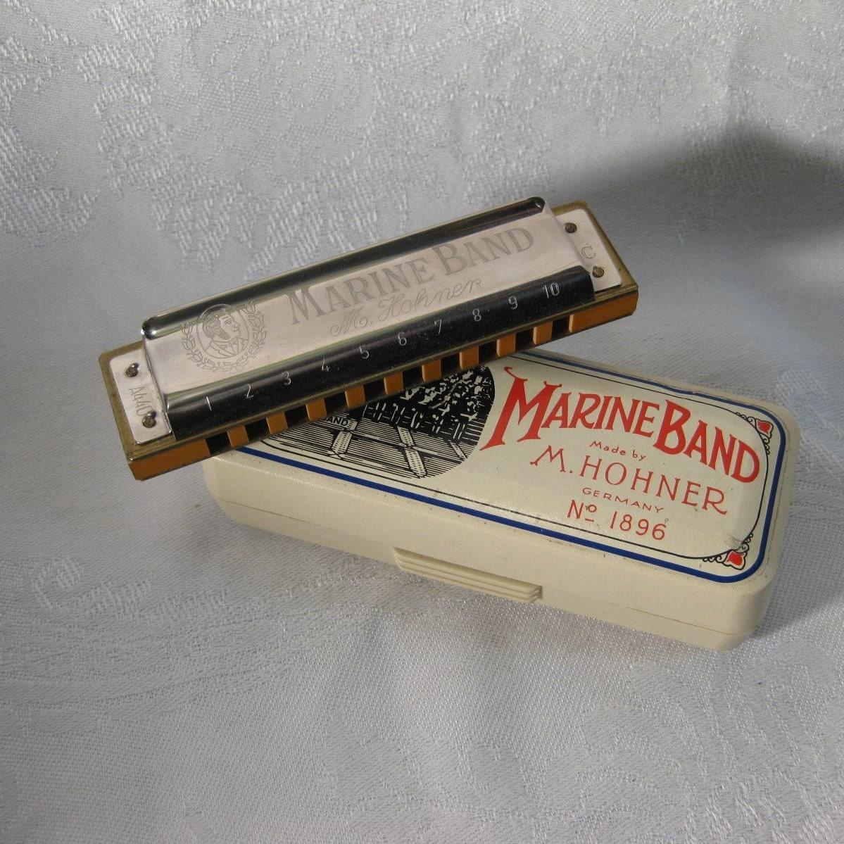 Vintage Hohner Harmonicas 4
