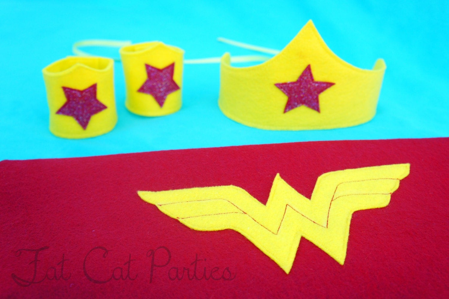 Wonder Woman Crown Template Wonder woman cape, crown and