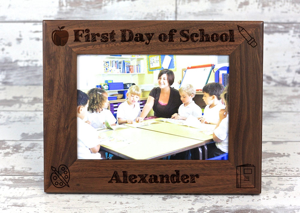 Amazoncom school days picture frames