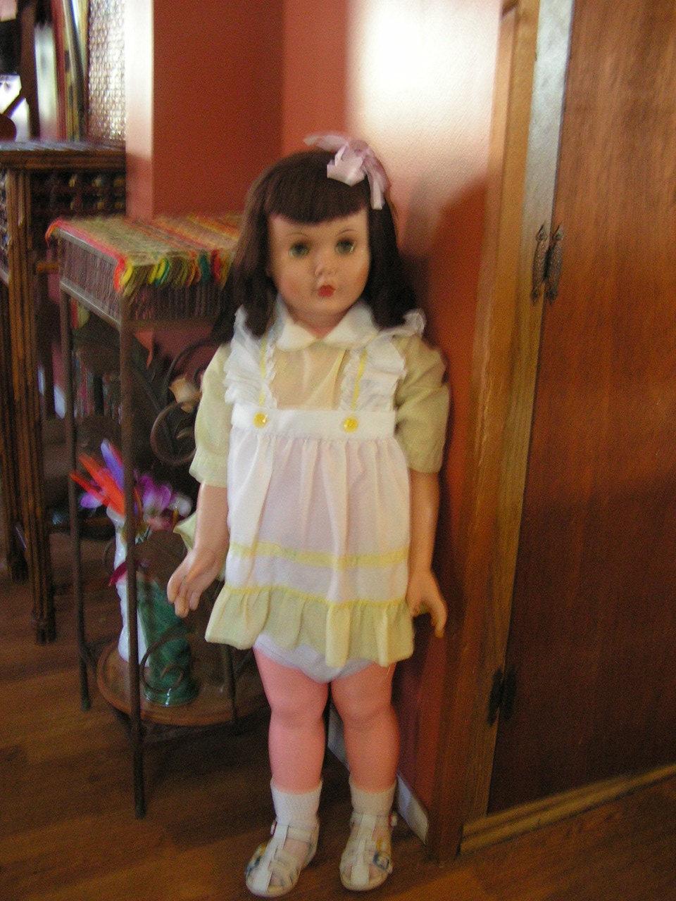 Ae Doll Tall 34 Inch Walking Doll With By Lavintagebymisspj55