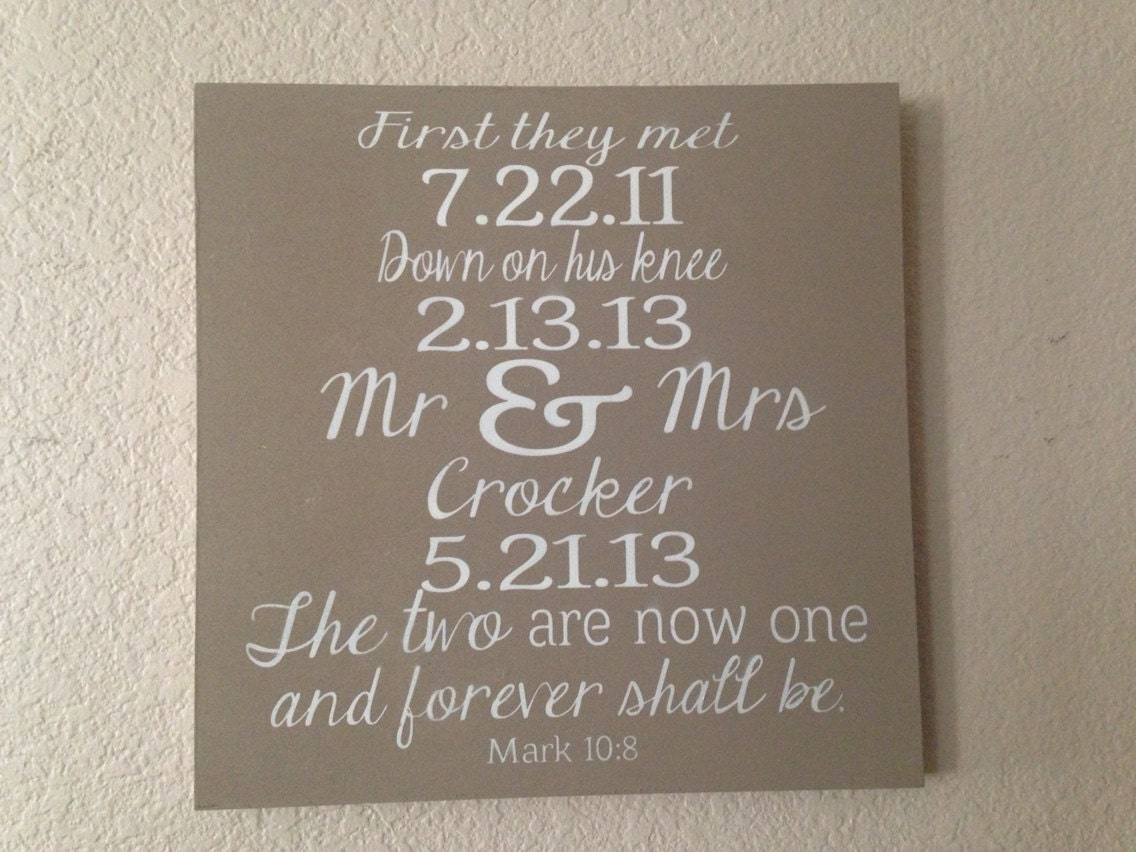 Items similar to wedding sign wedding bible verse wall for Bible verse decor