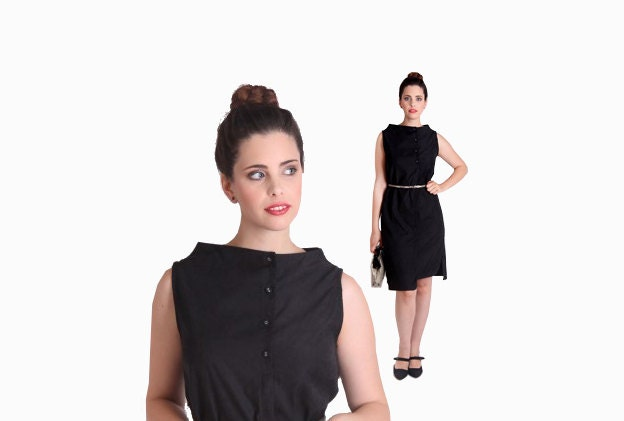 on sale 20% off ,Bridesmaid  dress in black - natafashion
