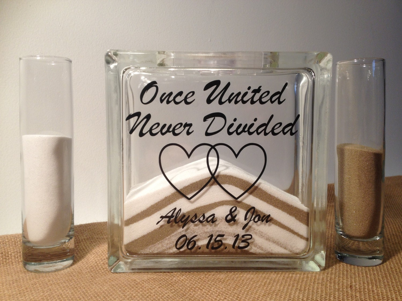 Unity Sand Wedding Ceremony Set By TheDreamWeddingShop On Etsy