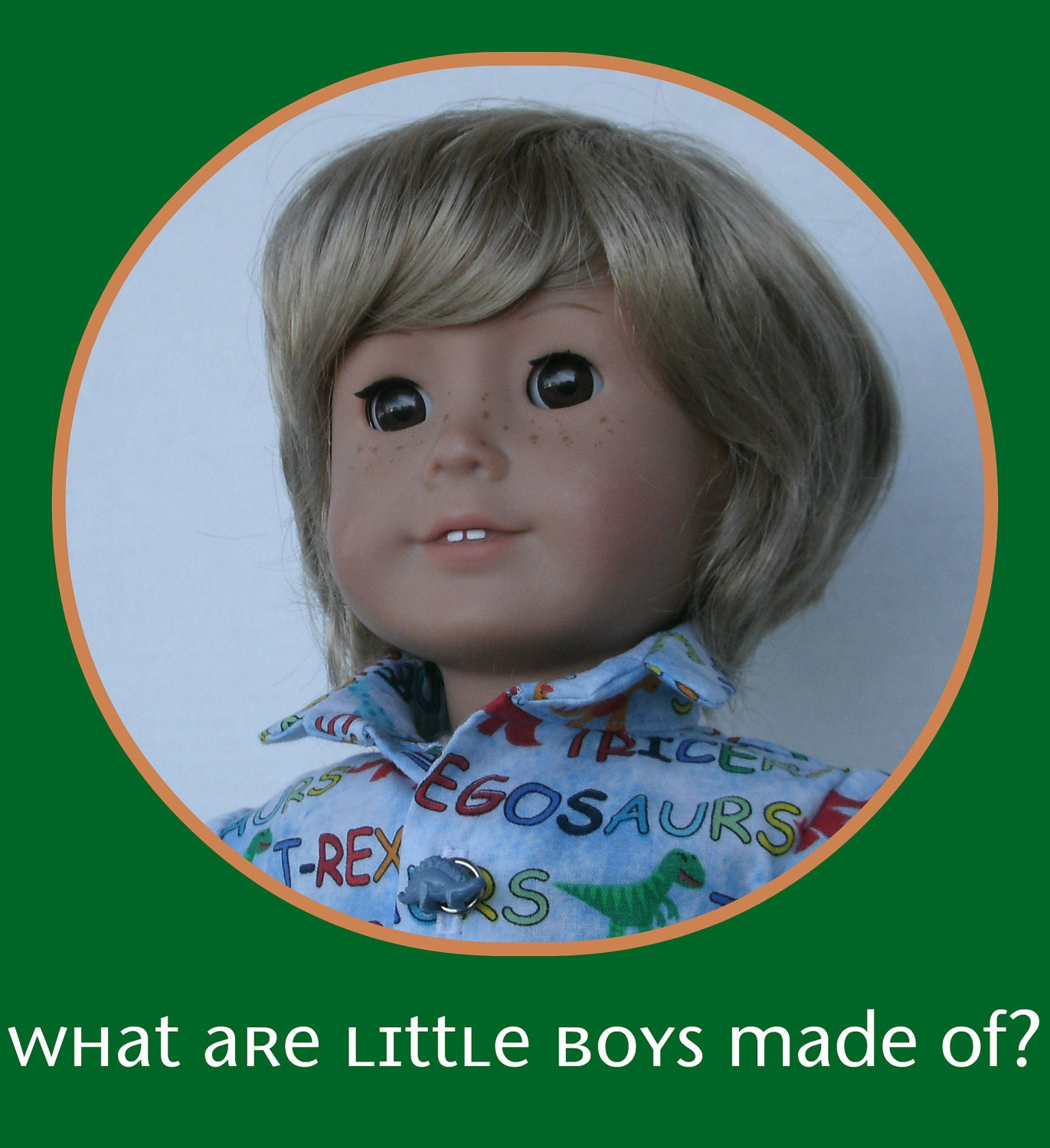 American Girl Boy Doll Wigs For Sale 17