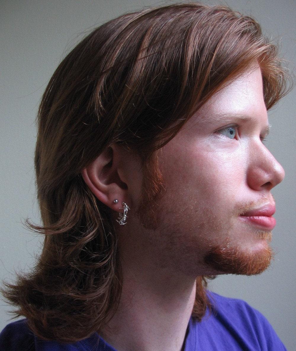 Hoop Earrings For Men