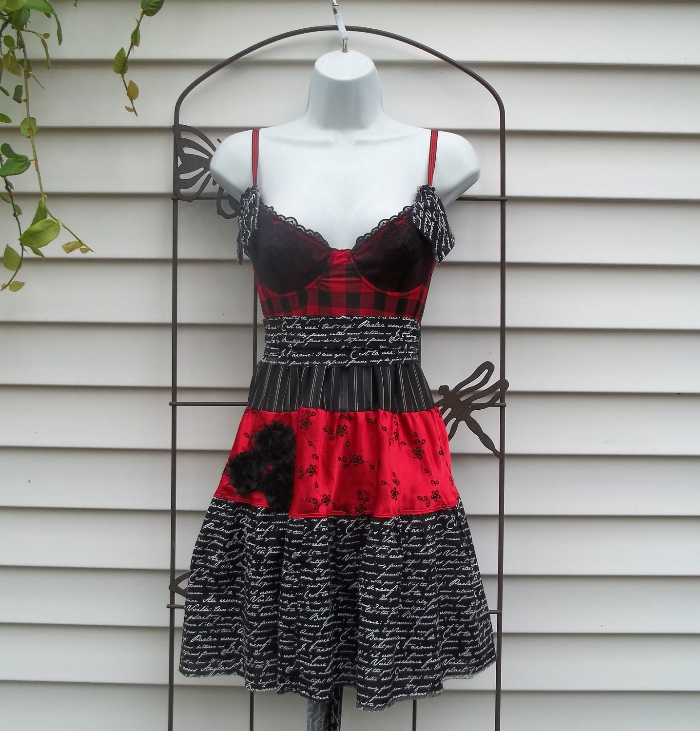 etsy recyclers guild upcycled and vintage clothing at