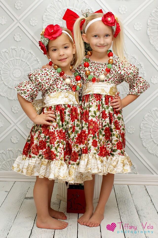 Marissa s perfect peasant dress pdf pattern from mix and match line