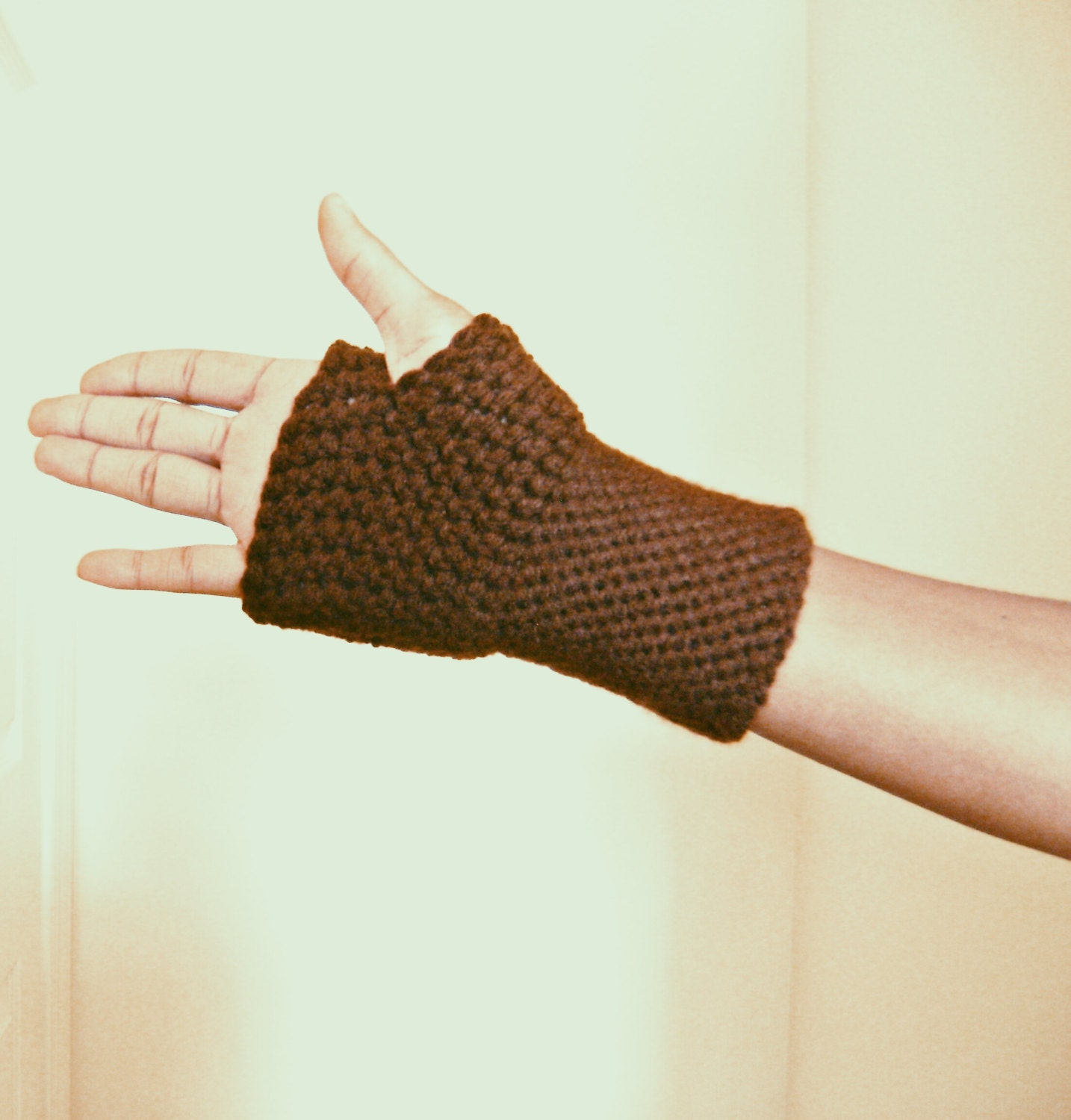 Crochet Fingerless Gloves Pattern Beginner : 301 Moved Permanently