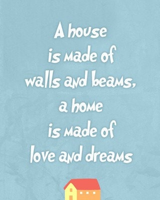 New house congratulations quotes quotesgram for House building quotes