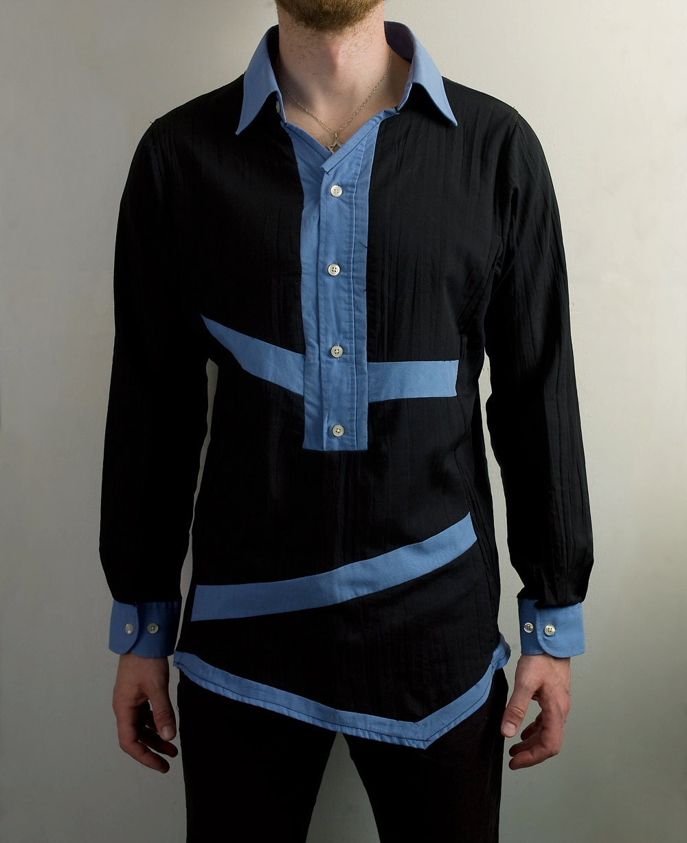 Untucked shirts deals on 1001 blocks for Casual button down shirts untucked