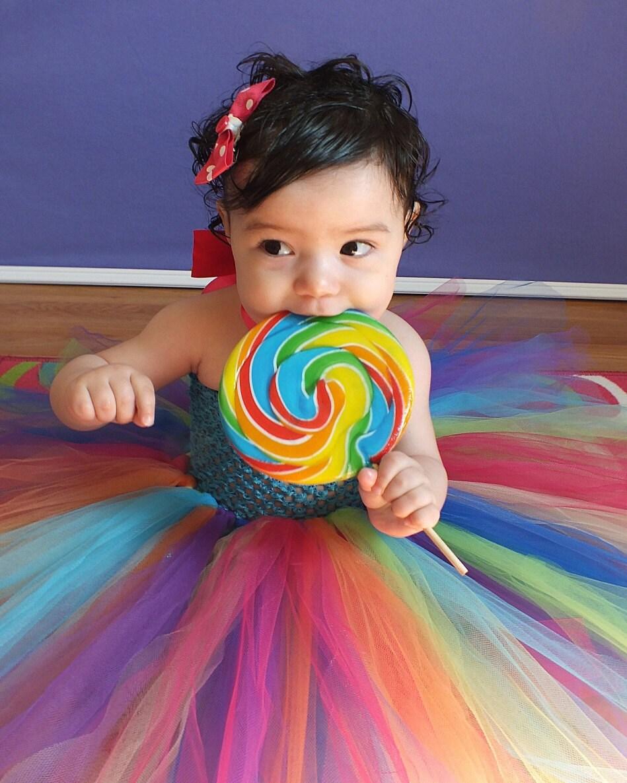 Sweet Candy Land Tutu dress